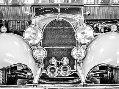 Photograph - 1930 Bugatti Royale by Stephanie Maatta Smith