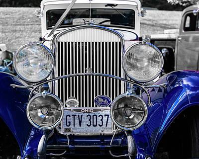 1930 Chryaler 70 Coupe Art Print