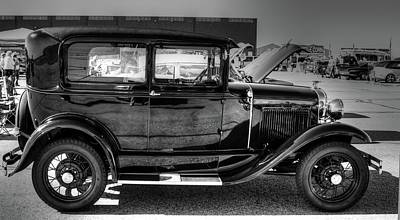 Photograph - 1930 Ford by Steven Parker
