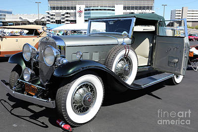 Photograph - 1931 Cadillac Automobile by Kevin McCarthy