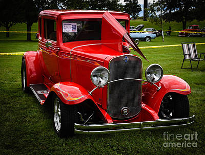 Photograph - 1931 Chevrolet Storker by Grace Grogan