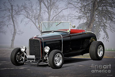 Photograph - 1931 Ford Roadster II by Dave Koontz
