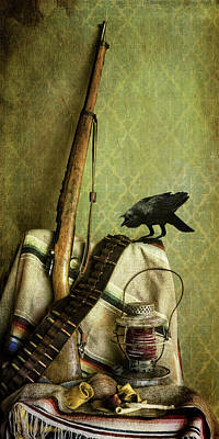 Digital Art - 1931 Mexican Mauser And Poco No. 1 by Sandra Selle Rodriguez