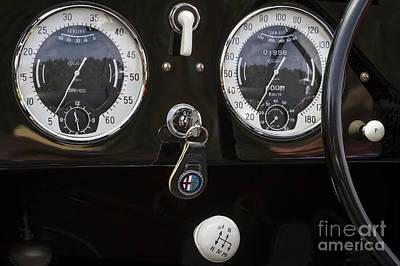 Photograph - 1932 Alfa Romeo Dash by Dennis Hedberg