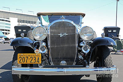 Photograph - 1932 Buick Automobile by Kevin McCarthy