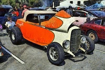 Photograph - 1932 Ford Highboy by Floyd Snyder