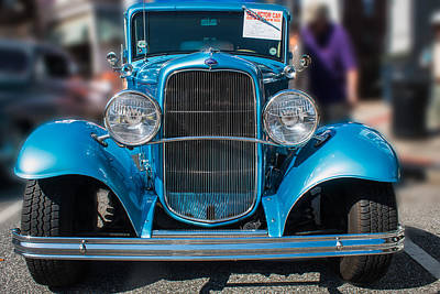 Photograph - 1932 Ford by Lynne Jenkins