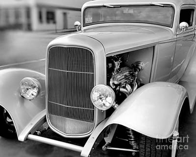 Photograph - 1932 Ford Roadster  by Janice Drew