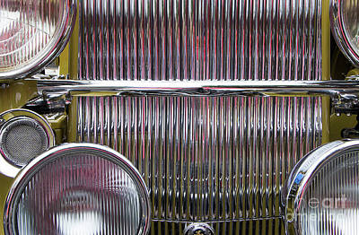 Photograph - 1932 Packard 903 by Rick Bures