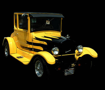 Photograph - 1933 Model T Ford by Kathleen Stephens