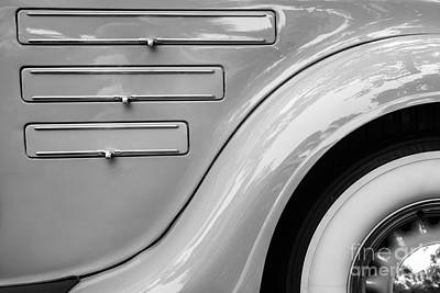 Chrysler Airflow Photograph - 1934 Airflow by Dennis Hedberg