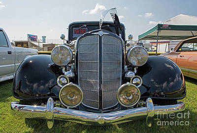 Photograph - 1934 Buick by Kevin McCarthy