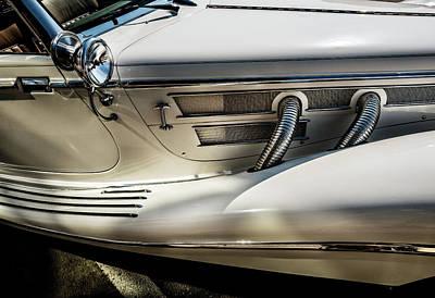Photograph - 1934 Mercedes Benz 500k by M G Whittingham