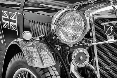 Photograph - 1934 Mg Pa Roadster by Dennis Hedberg