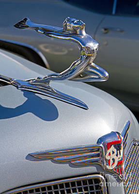 Photograph - 1935 Buick Hood Ornament by Kevin McCarthy