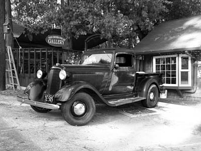 Photograph - 1935 Dodge Classic by Glenn McCarthy Art and Photography