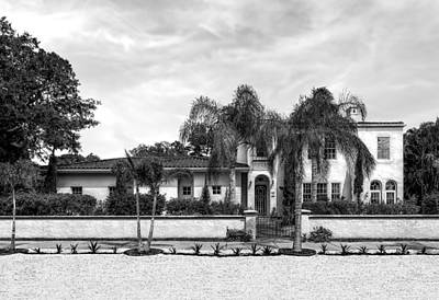 Photograph - 1936 Mediterranean Style Home - 62 by Frank J Benz