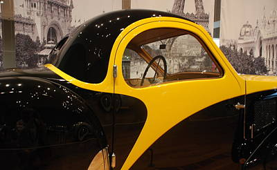 Photograph - 1937 Bugatti Type 57s Atalante  by Renee Holder