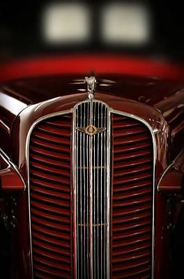 1937 Dodge Half-ton Panel Delivery Truck Original by Gordon Dean II