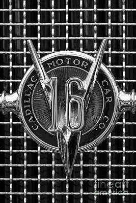 Photograph - 1937 V16 Fleetwood by Dennis Hedberg