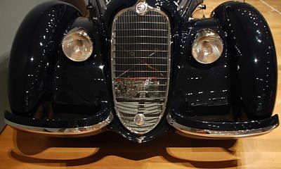 Photograph - 1938 Alfa Romeo 8c2900b Touring Berlinetta by Renee Holder