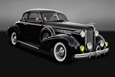 Photograph - 1938 Buick Special Business Coupe  -  38buickspbcgry9795 by Frank J Benz