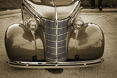 Photograph - 1938 Chevrolet Classic Car Photograph 6756.01 by M K Miller