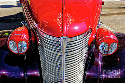 Photograph - 1938 Chevy by Paul Mashburn