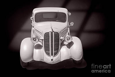 Photograph - 1938 Dodge Pickup Truck 5540.04 by M K Miller