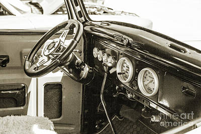 Photograph - 1938 Dodge Pickup Truck 5540.17 by M K Miller
