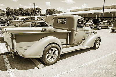 Photograph - 1938 Dodge Pickup Truck 5540.18 by M K Miller