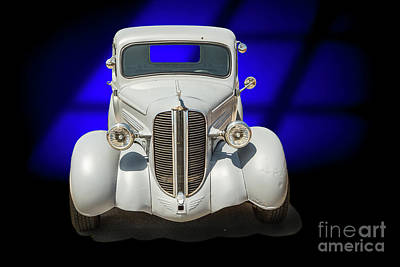 Photograph - 1938 Dodge Pickup Truck 5540.27 by M K Miller