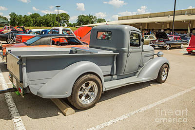 Photograph - 1938 Dodge Pickup Truck 5540.39 by M K Miller