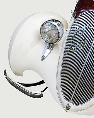 Photograph - 1938 Steyr by Dennis Hedberg