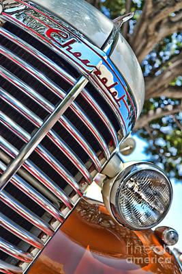 Photograph - 1940 Chevy Truck by Jason Abando