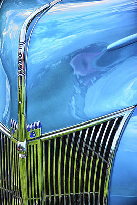 Photograph - 1940 Ford V8 Pickup by Mike Martin