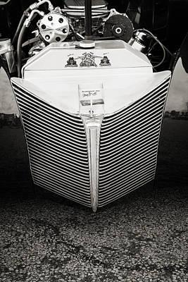 Photograph - 1940 Mercury Convertible Vintage Classic Car Photograph 5215.01 by M K Miller