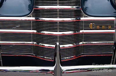 Photograph - 1940 Oldsmobile Touring Sedan by Rick Bures