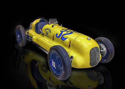 1940 Sampson Special Print by Gary Warnimont