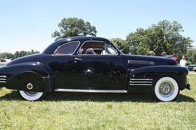 Photograph - 1941 Cadillac Series 62 by John Telfer