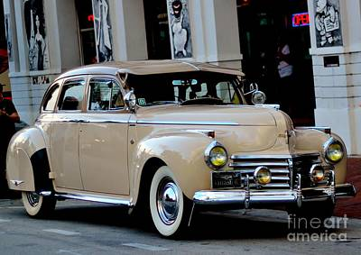 Photograph - 1941 Chrysler by Rene Triay Photography
