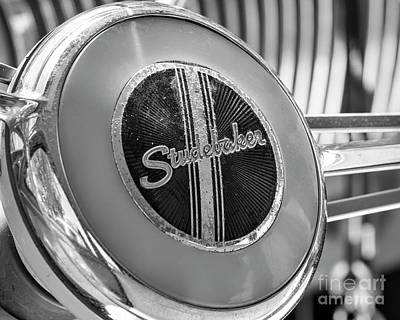 Photograph - 1941 Studebaker 2 by Dennis Hedberg