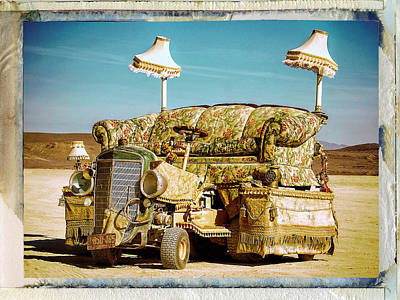 Photograph - 1944 Sofa Spud Special by Dominic Piperata