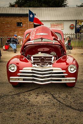 Photograph - 1946 Chevrolet Classic Car Photograph 6776.02 by M K Miller