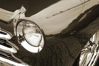 Photograph - 1946 Chevrolet Classic Car Photograph 6778.01 by M K Miller
