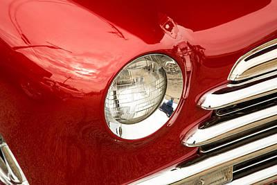Digital Art - 1946 Chevrolet Classic Car Photograph 6779.02 by M K Miller