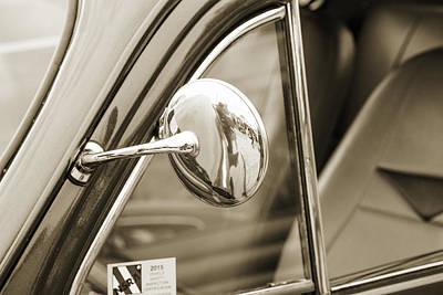 Digital Art - 1946 Chevrolet Classic Car Photograph 6780.01 by M K Miller
