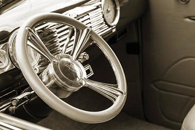 Digital Art - 1946 Chevrolet Classic Car Photograph 6781.01 by M K Miller