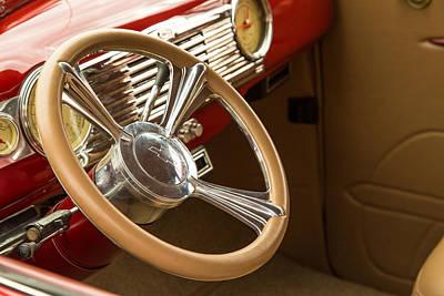 Photograph - 1946 Chevrolet Classic Car Photograph 6781.02 by M K Miller