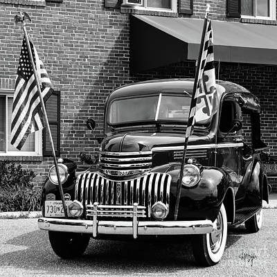 Photograph - 1946 Chevrolet by Lois Bryan